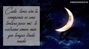 imágenes bonitas de buenas noches para mi amor