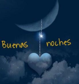 Imágenes de buenas noches con la luna