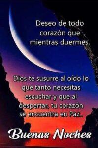 Imágenes de buenas noches Dios los bendiga