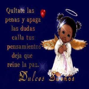 Feliz descanso Dios te bendiga