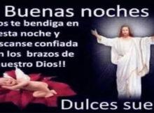 Imágenes de buenas noches con Dios