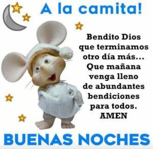 Imágenes de buenas noches que Dios los bendiga