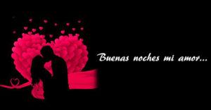 Feliz noche amor