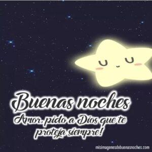 Buenas noches amor