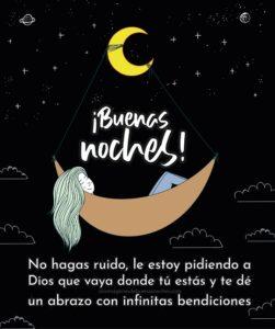 bonita noche bendiciones