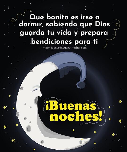buenas noches Dios te guarde