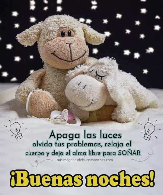 buenas noches para soñar