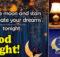 imagenes de buenas noches en ingles
