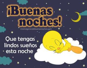 buenas noches piolin lindos sueños